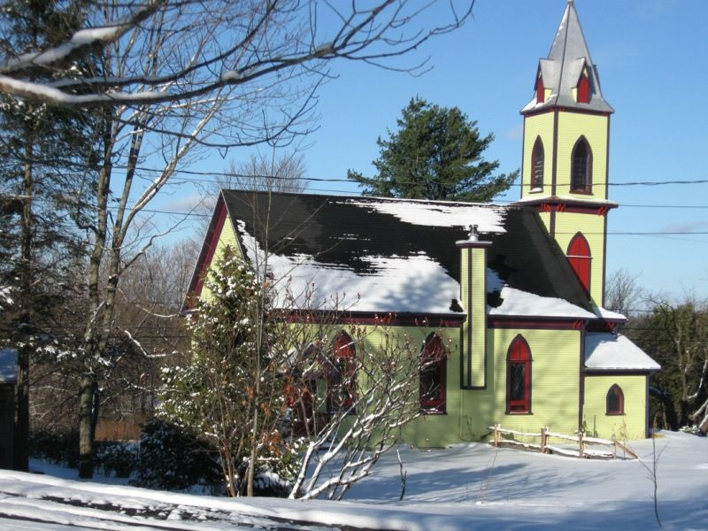 Église Luc et Johanne