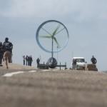 Véhicule éolien Chinook