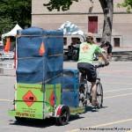 Déménagement à vélo Myette