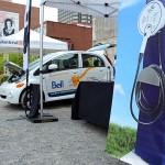 Le Fonds mondial pour la nature (WWF) présentait le Circuit électrique
