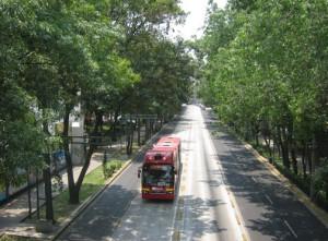 Metrobus de Mexico