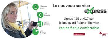 Nouveau service de bus express à Longueuil